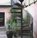 The Iron Shop, the leading manufacturer of spiral staircase kits. Since 1931, making the highest quality Spiral Staircases at the lowest prices.