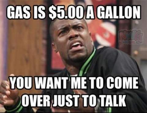 Come Over To Talk - Funny Kevin Hart Meme
