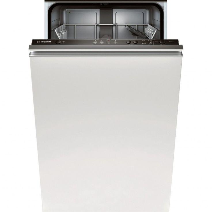 Masina de spalat vase incorporabila Bosch SPV40E00EU, 9 Seturi, 4 Programe, Clasa A, 45 cm - Iak
