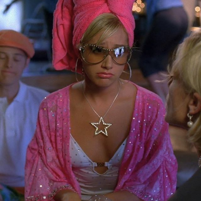 Existential Crisis Level Sharpay Evans 2000s Fashion
