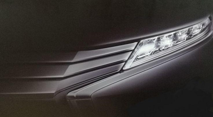 Mitsubishi выпустит внедорожный минивэн