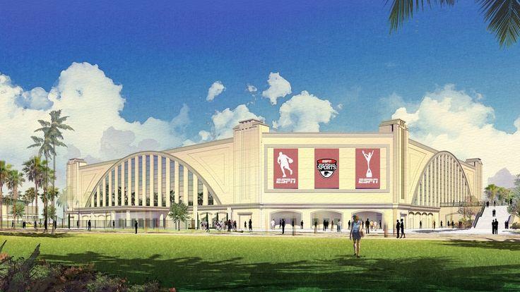 ESPN Wide World of Sports Complex To New Epicenter