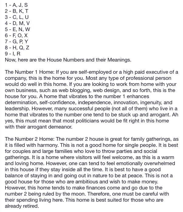 Numérologie gratuite en ligne image 1