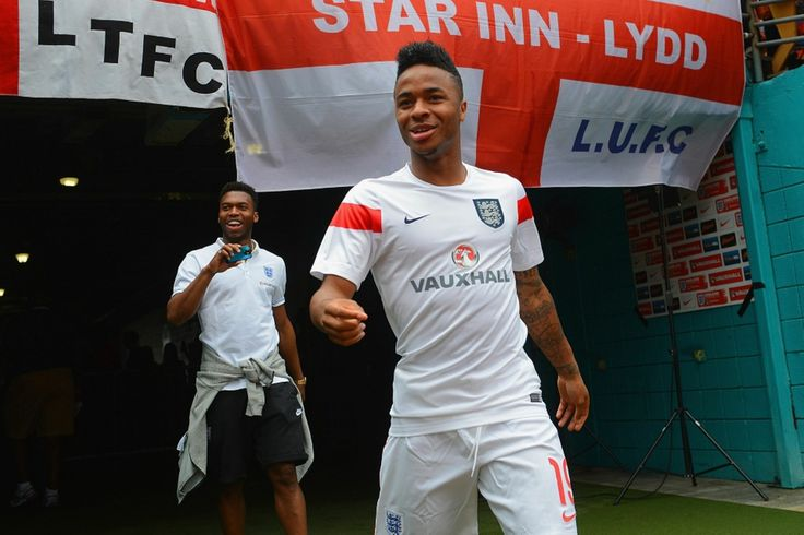 England's Raheem Sterling could sneak up on World Cup rivals claims Jordan Henderson