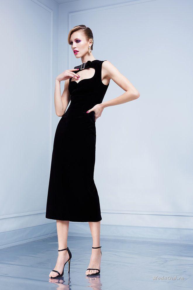 Женская мода: Maison Bohemique Demi Couture, осень 2016