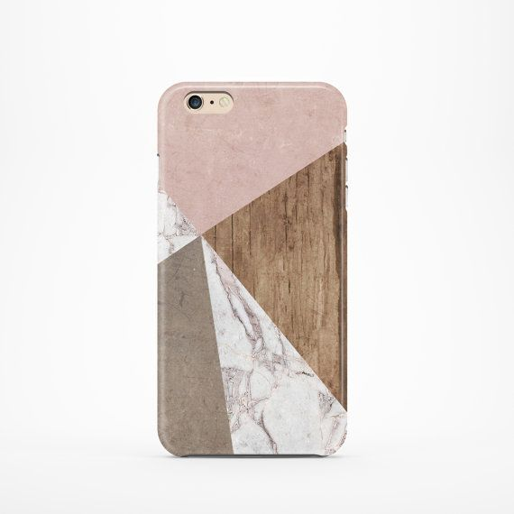 IPhone 6 cas iPhone 5 cas iPhone 5 s affaire iPhone 4 s iPhone géométrique 4 marbre iPhone cas géométriques iPhone 6 en marbre Plus cas iphone pastel