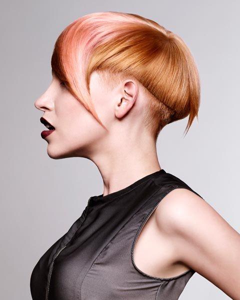 http://www.estetica.it/ Hair: Becci Giacopazzi, Marc Antoni Make up: Clare Fletcher Styling: Bernard Connolly Photo: Richard Miles