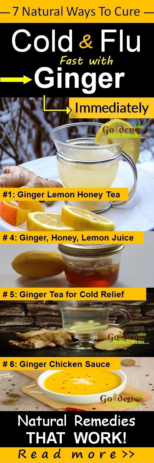 Ginger Cold and Flu, How To Get Rid Of Cold: 7 Natural Remedies That Work Fast to Cure Cold with Ginger, Common Cold Treatment At Home, Cold Causes, Symptoms and Treatments. Cold is an uncomfortable problem faced by many of us at least once in our life ti