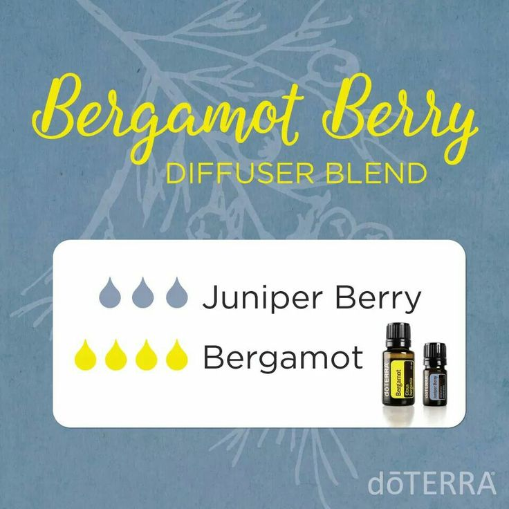 No matter your emotional state today, this blend will help! Bergamot and Juniper Berry essential oils enhance positive feelings and have a calming effect. #juniperberryweek www.mydoterra.com/elkeslaughter/