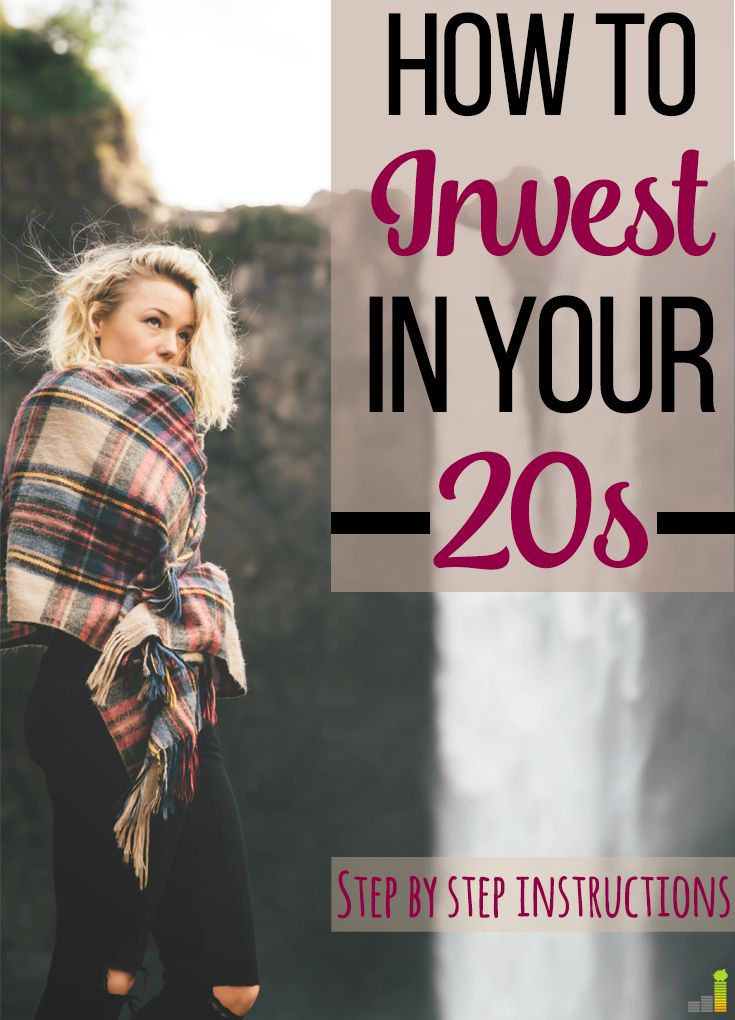 I never realized that investing in your 20s will get you a lot further than waiting! I know I need to make saving for retirement a priority now, even if it's so far away.