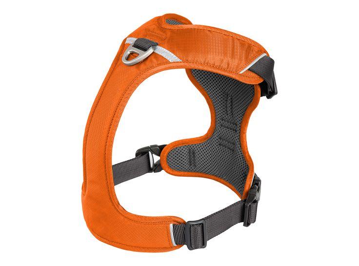 Comfort Walk Pro Harness from DOG Copenhagen - Orange Sun
