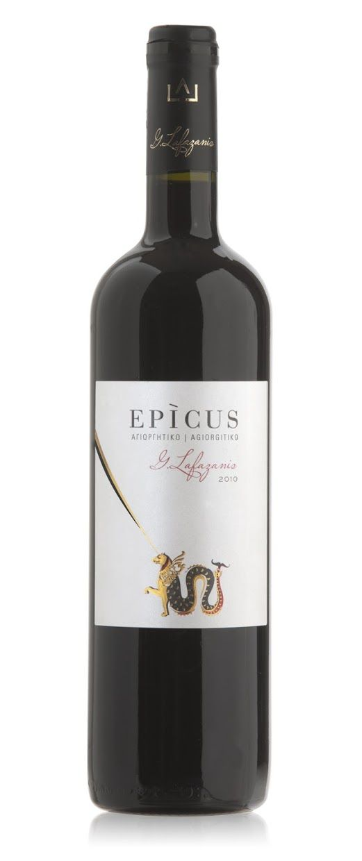 Epicus wine on Packaging of the World - Creative Package Design Gallery