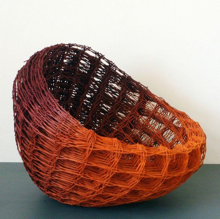 'Orange Nest' by Rachel Max