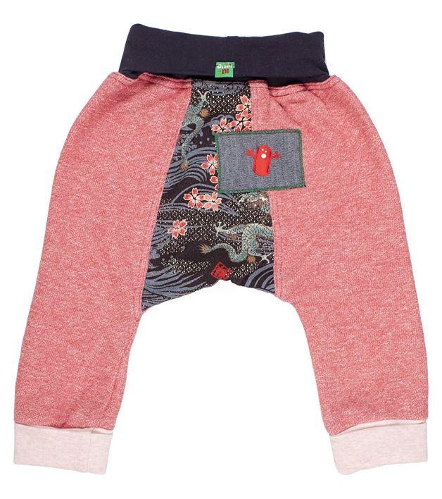 Nippon Blume Track Pant, Oishi-m Clothing for kids, 2013, www.oishi-m.com