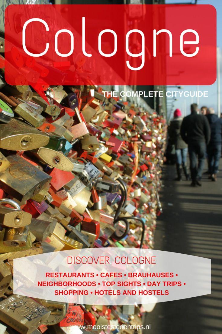 Keulen, Duitsland. Een complete CityGuide! Bekijk alles wat je moet weten over Keulen: bezienswaardigheden, restaurants, winkels en (betaalbare!) hotels | Mooistestedentrips.nl