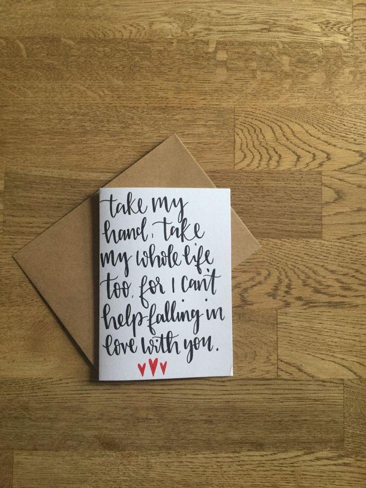 Best 25+ Cant help falling in love ideas on Pinterest | Falling in ...