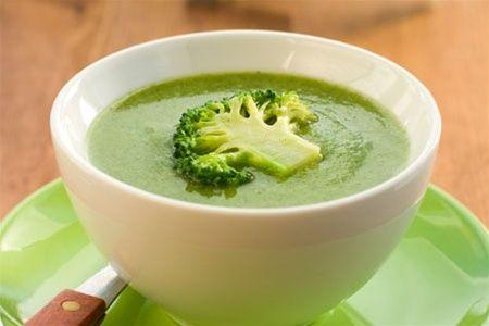 Суп из брокколи - Рецепты супов из брокколи - Как правильно варить