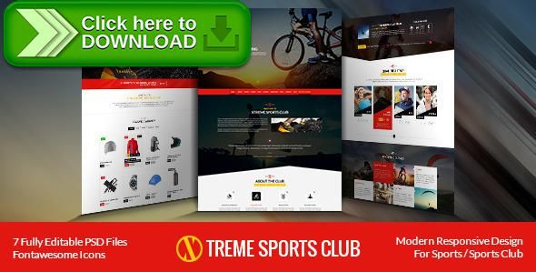[ThemeForest]Free nulled download Xtreme Sports Club - HTML Template from http://zippyfile.download/f.php?id=36637 Tags: bike, extreme sports, health, skateboard, skis, snowboard, sports, sports club, sports online shop