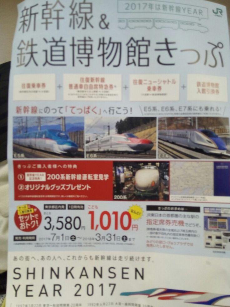 鉄道博物館割引切符