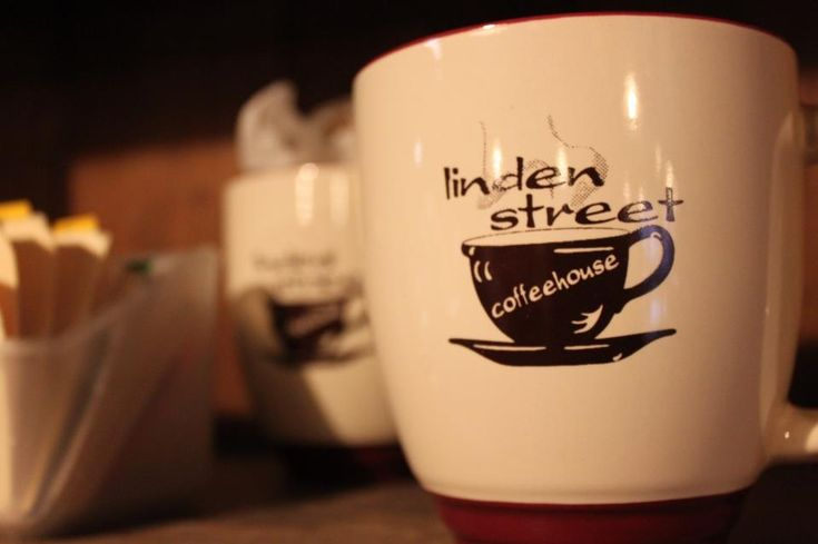 The Linden St. Coffee House has delicious drinks, sandwiches, pastries--and live music, too!