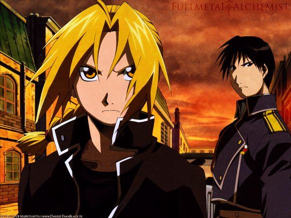 17 Best Images About Fullmetal Alchemist On Pinterest