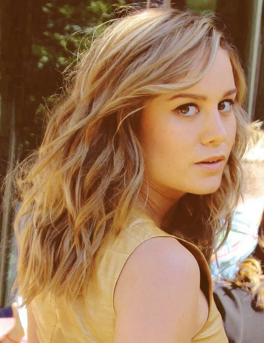 Hair ideas-Brie Larson