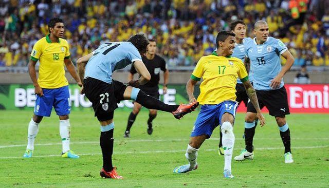 El partido Brasil vs Uruguay en vivo  pueden verlo a través de todas las opciones que les dejamos ya...