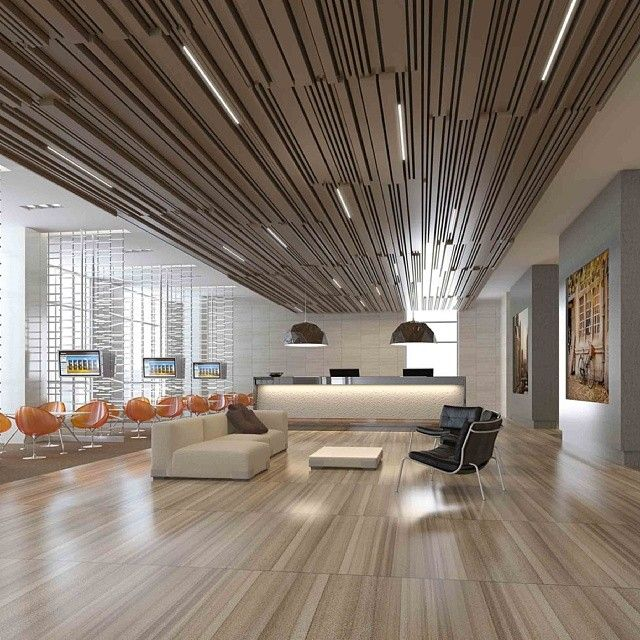 check out the ceiling in this rendering hunter douglas hd released