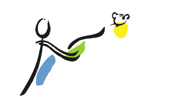 #logo #design #designer Juliette D. Ergothérapeute - by raphmau.com