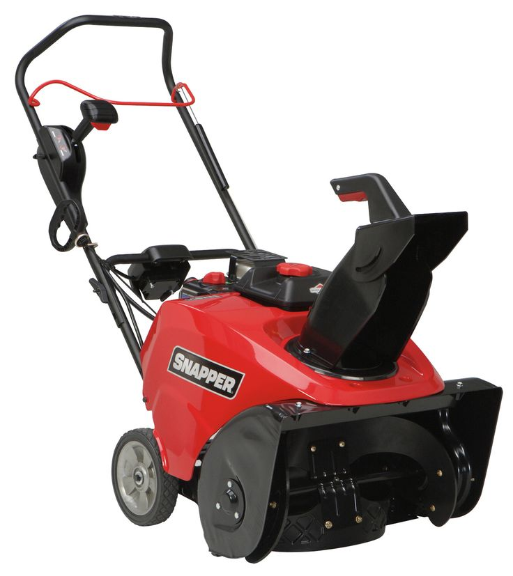 800 Series Single Stage Electric Snow Thrower