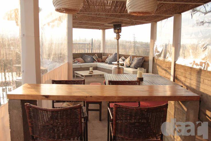 quincho town house #arquitectura #muebles #construcción #interiorismo #diseño #daarq #quincho