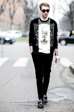 メンズファッション「今、キテる!モードストリートファッション」[参考スナップ写真多数あり]のまとめ