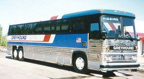 Greyhound Bus Lines  1982     MCI 9