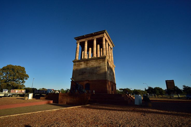 Honoured Dead Memorial, Kimberley, Northern Cape, South Africa   by South African Tourism