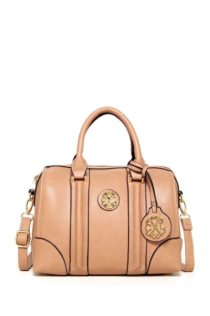 CXL by Christian Lacroix Camembrert Mini Barrel Satchel by Christian LaCroix on @nordstrom_rack