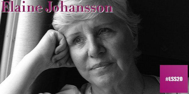 Elaine Johansson, mamma till Pia 43 år med flerfunktionshinder. Elaine var bl.a. ordförande i Riksförbundet FUB 1990-1998 och är ordförande för HSO och FUB Västra Götaland sedan 1999. Fram till pensioneringen för fyra år sedan arbetade hon som enhetschef på Eldorado i Göteborg.  Läs mer om våra föreläsare och vårt program på http://www.lss20.se/