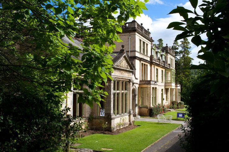 Holne Park House, my Devon wedding