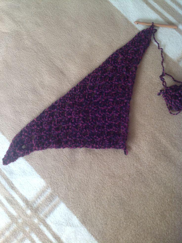 #crochet #scarf #crafts