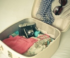 What my suitcase will look like.