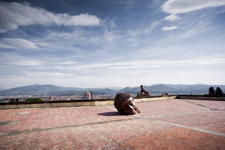 8 luglio - 13 ottobre 2013, Forte Belvedere, Firenze. Orario: tutti i giorni h 10.00-20.00