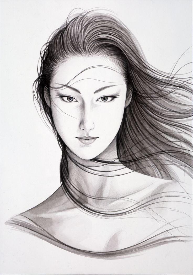 The beautiful work of Ichiro Tsuruta