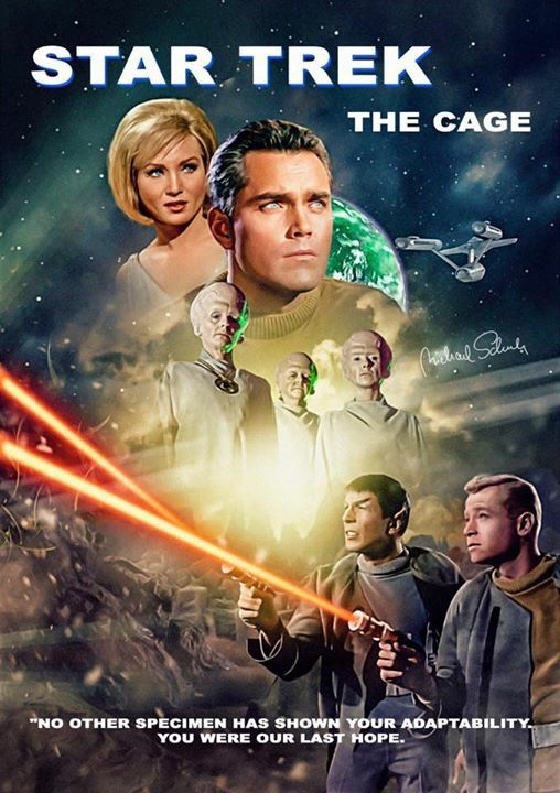 The classic series premiere that started us on this amazing sci-fi adventure - Gotta love it!!!... *cool*/P :)