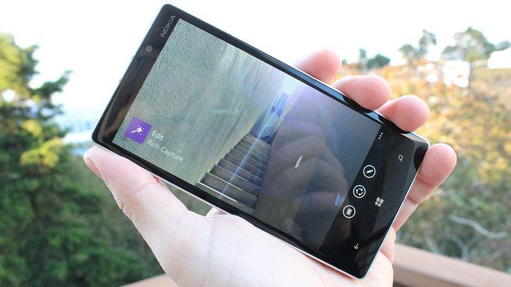 Lumia Denim: Camera Improvements Tour