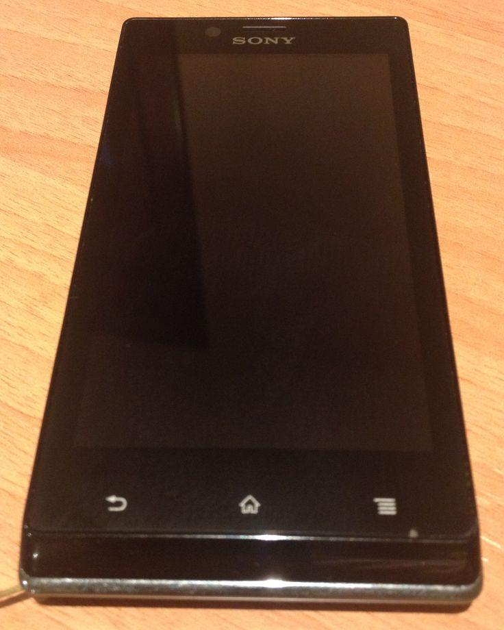 Vendo Sony Xperia J