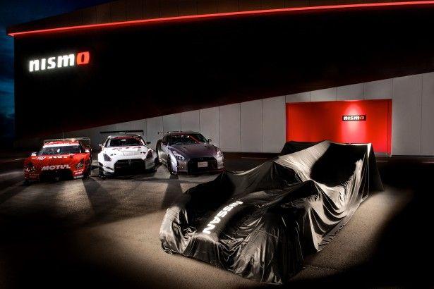 Cars - FIA WEC : la Nissan GT-R LM Nismo en vidéo et photos ! - http://lesvoitures.fr/fia-wec-nissan-gt-r-lm-nismo/