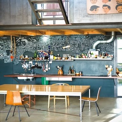 ANTONI AROLA'S HOUSE: A LOFT FULL OF IMAGINATION #design