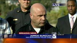 Police Chief: Upwards of 14 dead, 14 injured in San Bernardino mass shooting