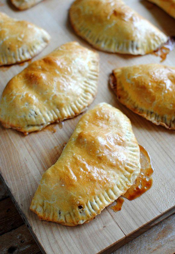 Empanadillas de manzana y canela | EntreChiquitines