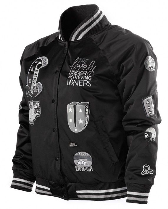 ... jacket cool varsity style stunning graphic Nike Sportswear X Parra –  CO-LAB Project Rivalry ... c0a3ba104