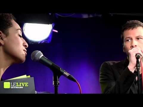 Alex Beaupain en duo avec Camélia Jordana - Avant la haine - Janvier 2012